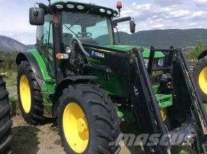 John Deere 6105 - Traktor
